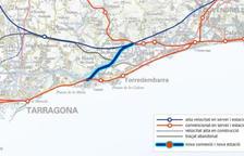 El Baix Gaià, en contra del 'bypass' que enllaçaria la línia convencional amb l'AVE