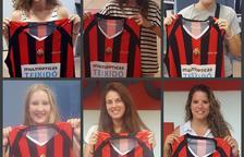 Sis nous fitxatges al sènior femení de bàsquet del Reus Deportiu