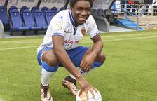 Dongou ja és jugador del Nàstic