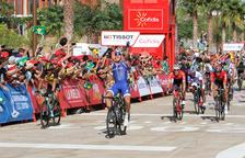 Trentin guanya i excita a Tarragona