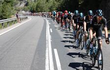 Matteo Trentin guanya la quarta etapa de la Vuelta