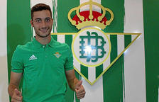 El central Nil Coch marxa al Betis cedit amb opció de compra
