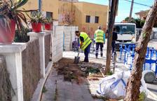 Calafell invierte 1,9 MEUR en la reparación y construcción de aceras en Segur