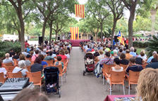 Cambrils, escenari de la commemoració de la Diada Nacional al Camp de Tarragona