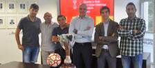 Cornellà-Reus i Vilafranca-Nàstic als quarts de final de la Copa Catalunya