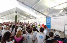 La 26a Paella Popular de la Pobla aplega prop de 1.800 persones