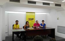 El portaveu de la la CUP de Valls, Francesc Martinell, deixa el càrrec de regidor