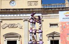 Ambicioses intencions de les colles per la diada castellera de Santa Tecla