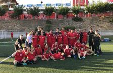 El Nàstic Genuine inicia la temporada 2017-2018 amb un total de 34 jugadors