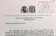 L'alcalde de Valls haurà de declarar davant fiscalia el 20 de setembre