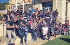 Uns seixanta Instagramers participen al primer instawalk de l'IgersMapSalou