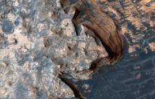 La NASA anuncia noves proves que confirmen l'existència d'aigua a Mart