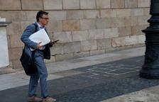 Josep Maria Jové cessa com a secretari general de la Vicepresidència
