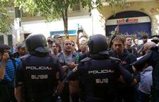 L'Audiència Nacional denuncia les concentracions de dimecres per «alçament contra l'autoritat»