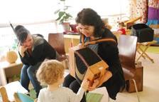 Els nadons de Valls podran gaudir d'un nou taller de música