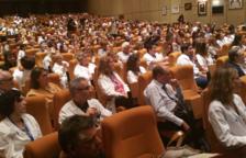 La Generalitat reconeix la tasca dels professionals de la salut durant els atemptats