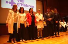 Cambrils i Barcelona reconeixen el personal sanitari que va assistir les víctimes dels atemptats