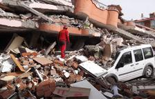 La URV finança les tasques de rescat d'una ONG tarragonina a Mèxic
