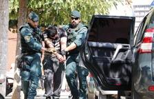 Acaba l'escorcoll a casa del detingut a Vinaròs i es trasllada a la carnisseria on treballa