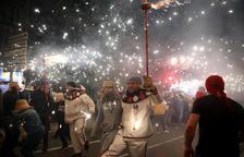 El Correfoc de Santa Tecla tanca deu dies d'èxtasi i emoció tarragonina