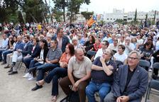 Comín: «No es pot ser d'esquerres i callar davant de la repressió»