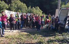 El 21 d'octubre tindrà lloc la cadena humana contra la Budellera