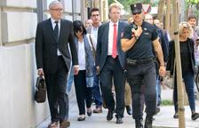 Ferran Bel no declara davant la Fiscalia del Tribunal Suprem