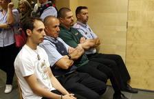 L'acusat de l'assassinat de Girona assegura que va escanyar a la víctima practicant un joc sexual