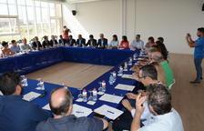 Les ciutats seu dels Jocs Mediterranis es reuneixen a Tarragona