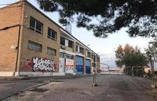 L'antiga nau de Nestlé l'adquireix un nou propietari i barra l'accés