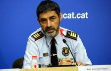 Els Mossos demanen que la ciutadania «no se sumi» als actes que volen homenatjar Trapero pel 17-A