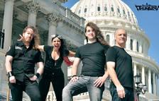 'Els segadors' en versió heavy metal triomfa a les xarxes socials