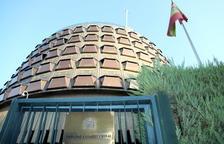 El TC suspèn la convocatòria de ple del Parlament del dilluns