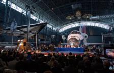 Els EUA volen assentar bases a la lluna per enviar exploradors a Mart