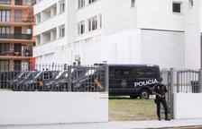Hotels de 4 estrelles per la Policia Nacional a Salou
