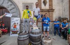 Joan Salamanya i Elena Calvillo guanyen la quarta Marató del Priorat