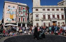 El Festival COS de Reus continua potenciant la dansa i reforça els espectacles de carrer