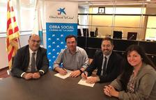 L'Obra Social 'la Caixa' lliurarà 2.500 euros destinats a una llar d'infants de La Pobla