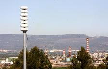 Demà nova prova de sirenes per risc químic