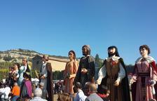 Vilanova de Prades es prepara per celebrar la 43a Castanyada
