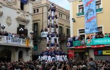 Els Xiquets de Tarragona queden lluny d'aconseguir la tripleta per Tots Sants