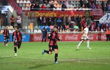 El Reus acusa la falta de gol (1-0)