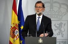 Rajoy y el primer ministro belga se reúnen en Suecia horas antes que comparezca Puigdemont