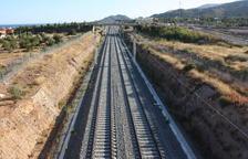 Fomento expropia 40.150 m2 de tierras por el ramal Vila-seca-Tarragona