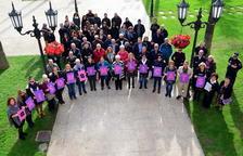 Roda de Berà prepara diferents actes en el marc del Dia Internacional per l'eliminació de la violència envers les dones