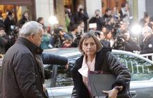 VOX recorre contra la llibertat sota fiança dels sis consellers destituïts i de Carme Forcadell