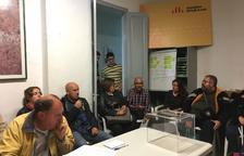 ERC del Camp de Tarragona escoge a sus representantes para la lista del 21D