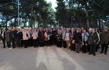 Vila-seca acull més d'un centenar de dones a la 20ª Trobada de Dones del Tarragonès