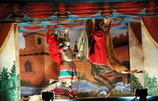 El 13º Festival Guant de Titelles atrae a más de 1.200 espectadores