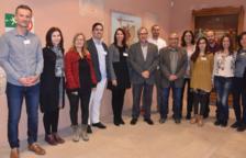 Torredembarra rep professors europeus participants d'un programa Erasmus